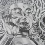 """Chinese Buddha"" by johnKeaton"