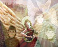 IGirl with Angels