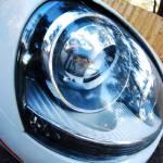 """GTI Headlight"" by absolutleiann"