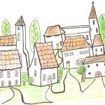 """Little Village"" by sandycarol"