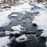 """Ellida River january 2010 #2"" by falconcreations"