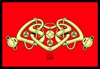 Celtic Triple Heart