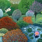 """""""lost garden"""" by Nachshonart"""