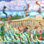 """""""0361d Joy of Hebron copy"""" by Nachshonart"""