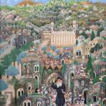 """The Chabad Rebbe in Hebron"" by Nachshonart"
