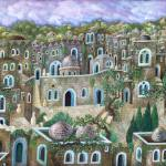 """The Avraham Avinu neighborhood and Shul"" by Nachshonart"