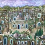 """""""The Avraham Avinu neighborhood and Shul"""" by Nachshonart"""