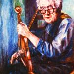 """The Irish Violin Maker"" by johnKeaton"
