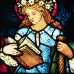 """""""St Catherine of Alexandria"""" by neilepi"""