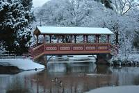 Snow swept Bridge