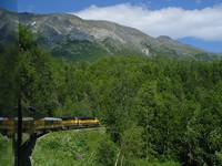 Riding The Alaskan Railroad