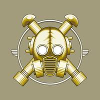 Art Deco Gasmask
