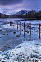 Winter at Derwent Water