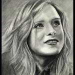 """Evan Rachel Wood"" by ArtByAlycia"
