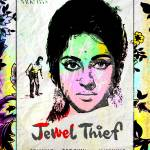 """Retro Bollywod Poster : Jewel Thief"" by moovieshoovie"