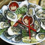 """Leo malboeuf Good Oysters"" by badbeef"