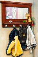A Grandson's Prized Possessions. Pittsburg Pirates