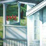 """maine porches #1"" by badbeef"