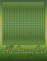 All Strung Out Poster Design