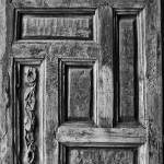 """Chapel door at Mission San Jose -- San Antonio, Te"" by keithdotson"