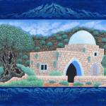 """Rachels Tomb"" by Nachshonart"