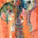 """""""Euphoric"""" by ArtistChitraRamanathan"""