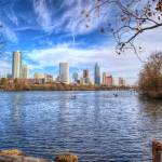"""Austin Skyline"" by johnfrench"