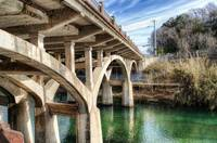 Barton Springs Bridge