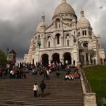 """""""La Basilique du Sacré Coeur de Montmartre"""" by northmetrophoto"""