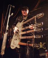 Cheap Trick's Rick Nielsen (Athens, January 2002)