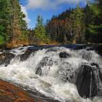 """Rapids on the Madawaska 2"" by zaniac"