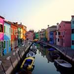 """Burano, near Venice"" by dudupattel"