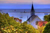 Mackinac Island Overlook