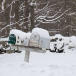 """""""Mailcoach mailboxes"""" by SusanPszenitzki"""