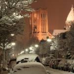 """""""Karel van Mander snow"""" by EHAM-spotter"""