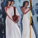 """""""Procession"""" by MoralesCorrea"""