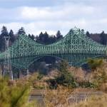 """North Bend Bridge"" by CoosRiverDancing"