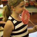"""Girl With Lollipop"" by lmain"