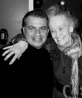 826 Paranormal James Myers with Lorraine Warren at
