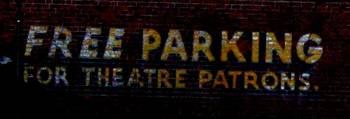 free parking Forest Theater West Haven Ct