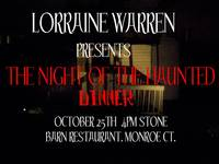 LORRAINE WARREN'S NIGHT OF THE HAUNTED 2009