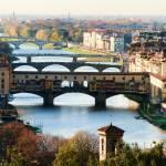 """Ponte Vecchio"" by travelbug"