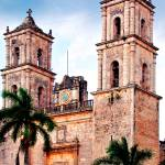 """Colonial Church in Valladolid, Mexico"" by PositiveImage"