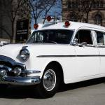 """Henny Packard Deluxe Ambulance in Toronto"" by nicolaus"