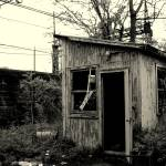 """Rail weigh station Remington Arms abandoned"" by 826paranormal"