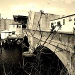 """Congress Street  Bridge Abandoned 2008 Bridgeport,"" by 826paranormal"
