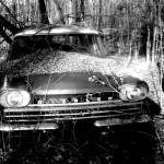 """Abandoned Rambler VT Woods"" by 826paranormal"