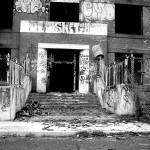 """Bushwick Steel Factory in Bridgeport , Ct."" by 826paranormal"