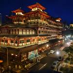 """Buddha Tooth Relic Temple, Singapore"" by williamcho"