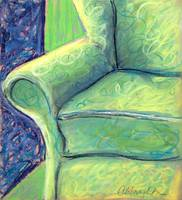 Green Chair2